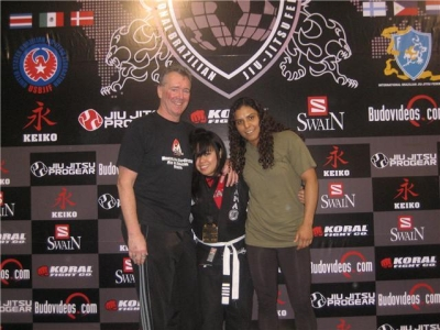 BJJ and Wing Chun