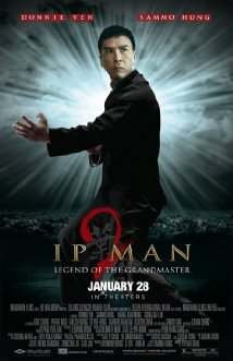 Ip Man 2 movie cover 2010