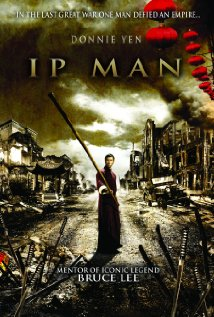 Ip Man movie cover 2008