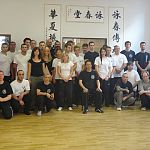 Duisburg wing chun kung fu seminar photo