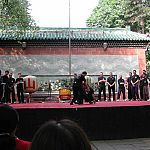 Demonstration of martial arts at Ip Man museum.jpg