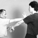 Ip Chun and Sam Kwok