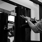 ip chun tok sau on the wooden dummy.jpg