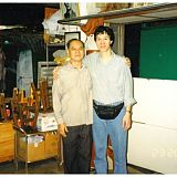 Koo Sang dummy maker and sam kwok