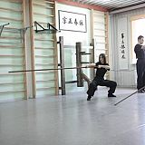 long pole training