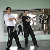 wing chun knife work