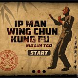wing chun app start screen