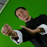 wing chun strike and wu sau