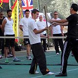 wing chun knife applications