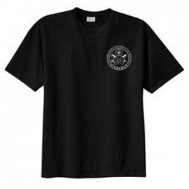 Black Sam Kwok Wing Chun Association T-Shirt