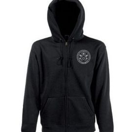 Zip up Wing Chun hooded sweatshirt