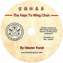 The Keys to Wing Chun DVD